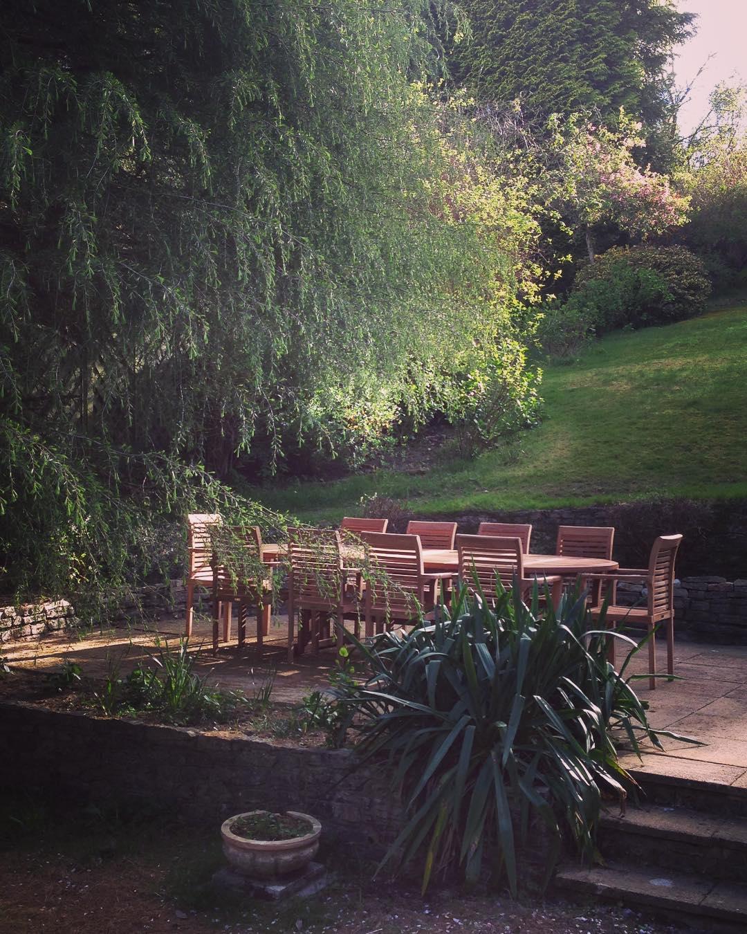 Teak garden Furniture Surrey